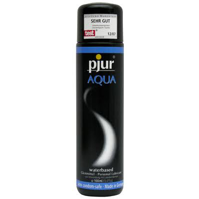 LUBRICANTE PJUR AQUA  BASE AGUA 100ML