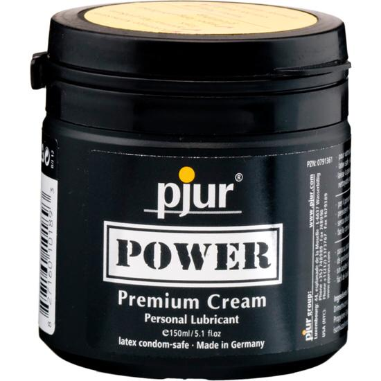 LUBRICANTE PJUR POWER CREMA  PERSONAL 150 ML