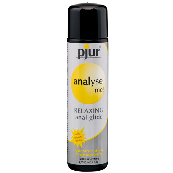 GEL RELAJANTE ANAL PJUR ANALYSE ME  100 ML